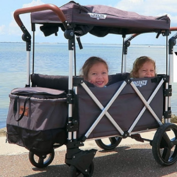 Keenz rental - Wagon double stroller rentals in Seattle - Cloud of Goods