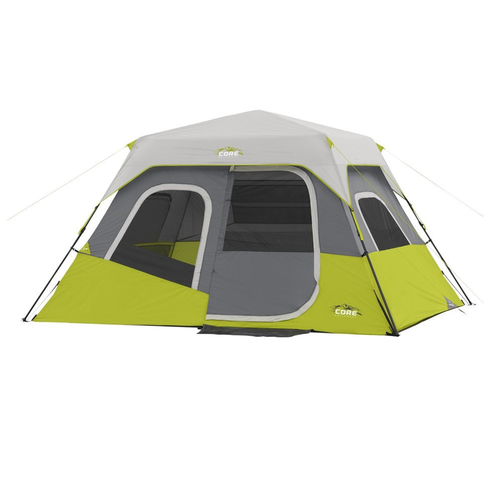 6-person camping tent