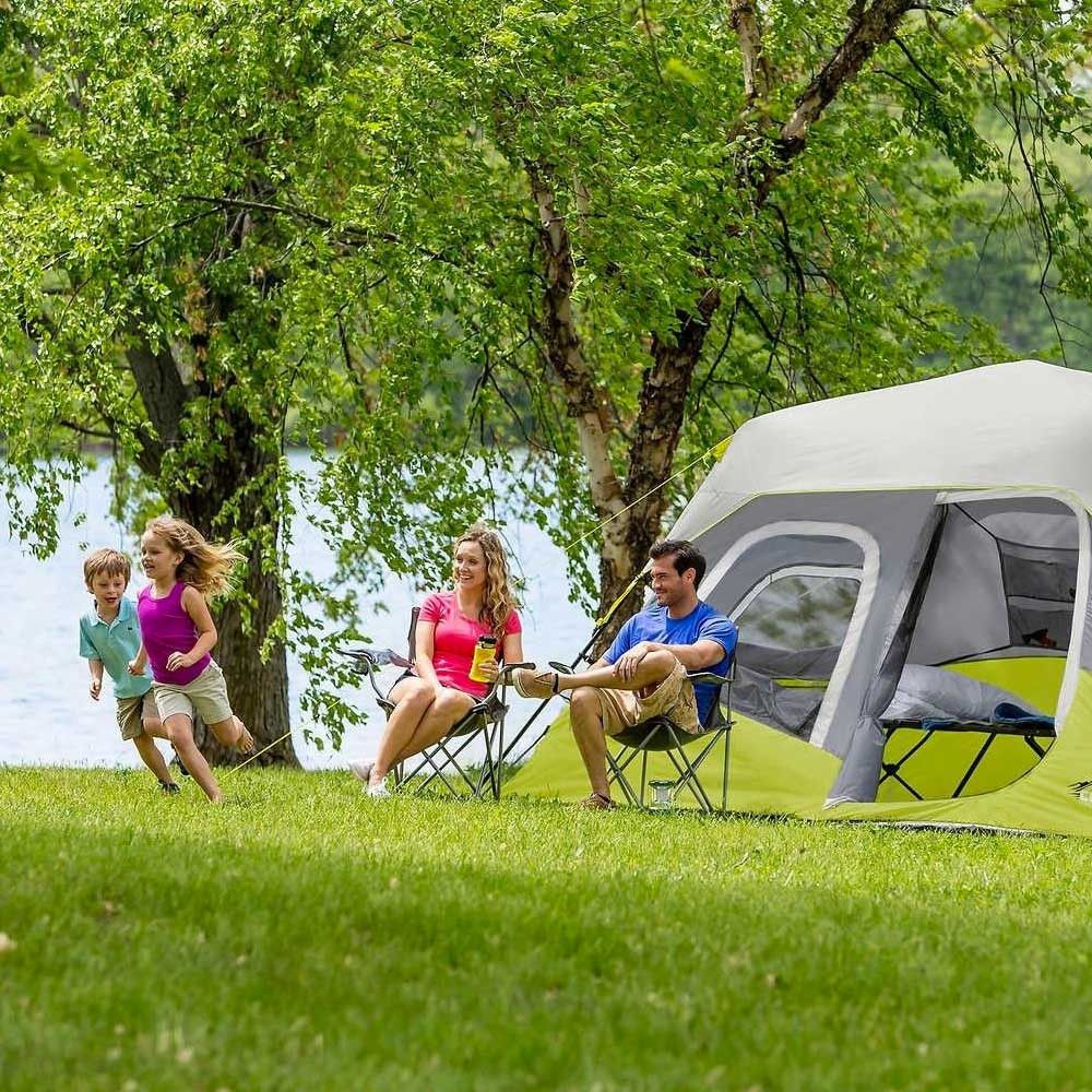 6-person camping tent rentals in New Orleans - Cloud of Goods