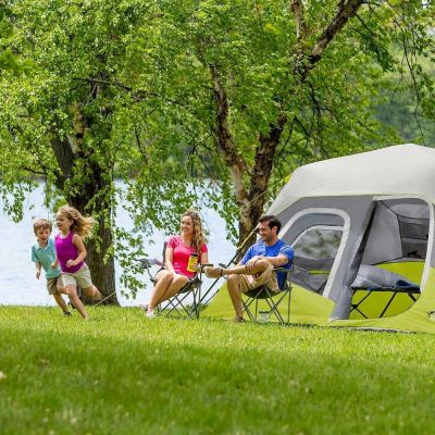6-person camping tent rental in New York City - Cloud of Goods