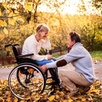 Ultra Light Standard Wheelchair rentals in Las Vegas - Cloud of Goods