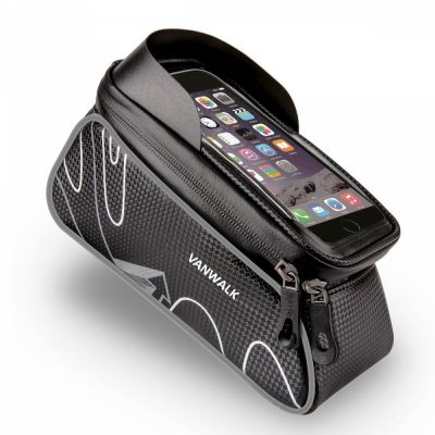 Bike Bag with Phone Case rental
